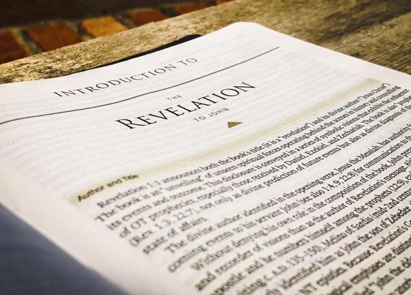 Revelation 1 Lesson 13 – The Light Of TheWorld